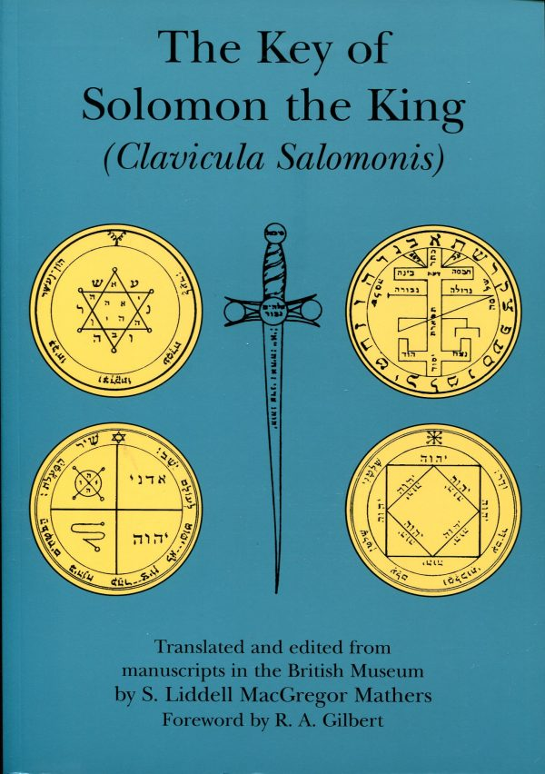 The Key Of Solomon The King Clavicula Salomonis Viides Askel